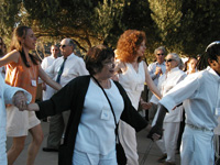Congregation Dancing