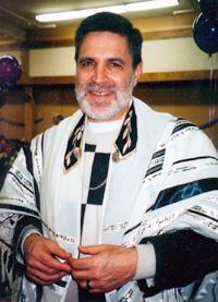 Rabbi Stan's Tallit