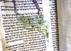 B'nai Horin Torah frontispiece 2015 (C) Joy Krauthammer P1020656 copy